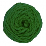 Ozi Wool - 16 ply wool yarn 50g, emerald green