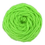 Ozi Wool - 16 ply wool yarn 50g, light green