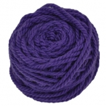 Ozi Wool - 16 ply wool yarn 50g, purple