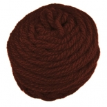 Ozi Wool - 16 ply wool yarn 50g, red brown