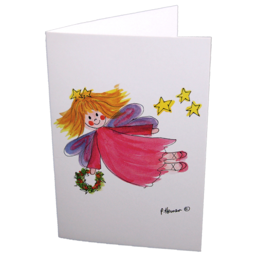 Hemer australia greeting card age holly fairy hemer australia greeting card holly fairy m4hsunfo