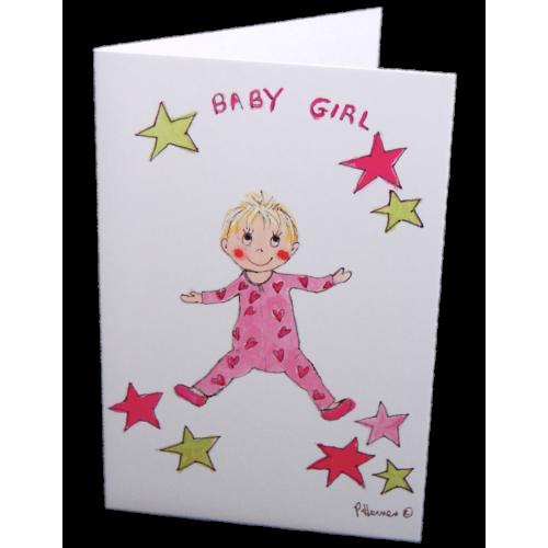 Hemer australia greeting card baby girl hemer australia greeting card baby girl m4hsunfo