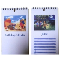 The Sarah Laidlaw Collection - birthday calendar
