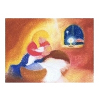 The Sarah Laidlaw Collection - large greeting card, mother & child