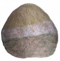 PAPOOSE - felt playmat, meadow stream