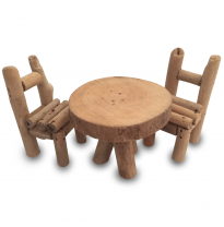 PAPOOSE - woodland furniture, table & chairs