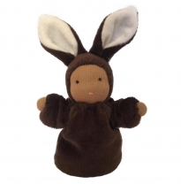 Thickins - bunny baby, Carob