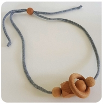 Indi & Frey - necklace, boho