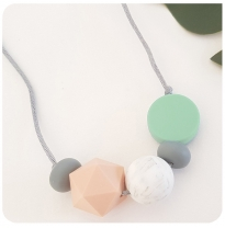 Indi & Frey - necklace galactic, mint